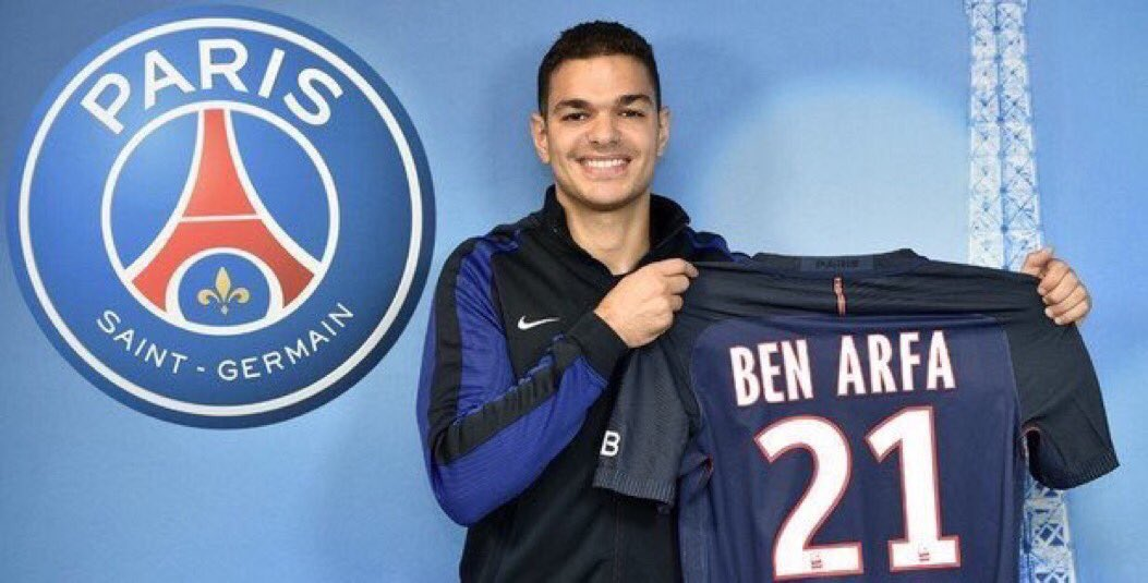 Paris Saint-Germain confirm Ben Arfa acquisition