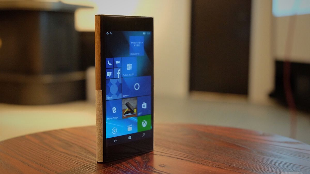 The most stylish Windows phone in years launches in the US today