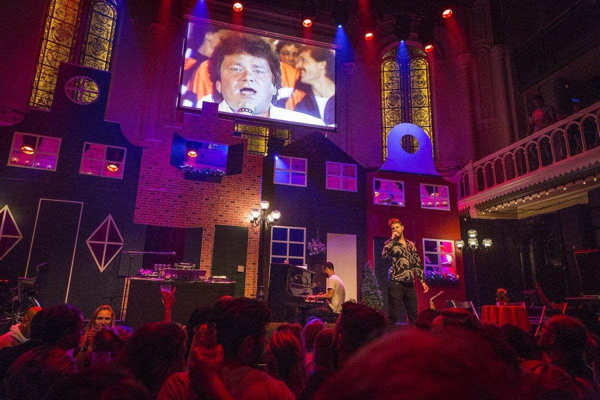 Fans Eren Andre Hazes Op Zijn Verjaardag Meezingen Dan Hoort Hij