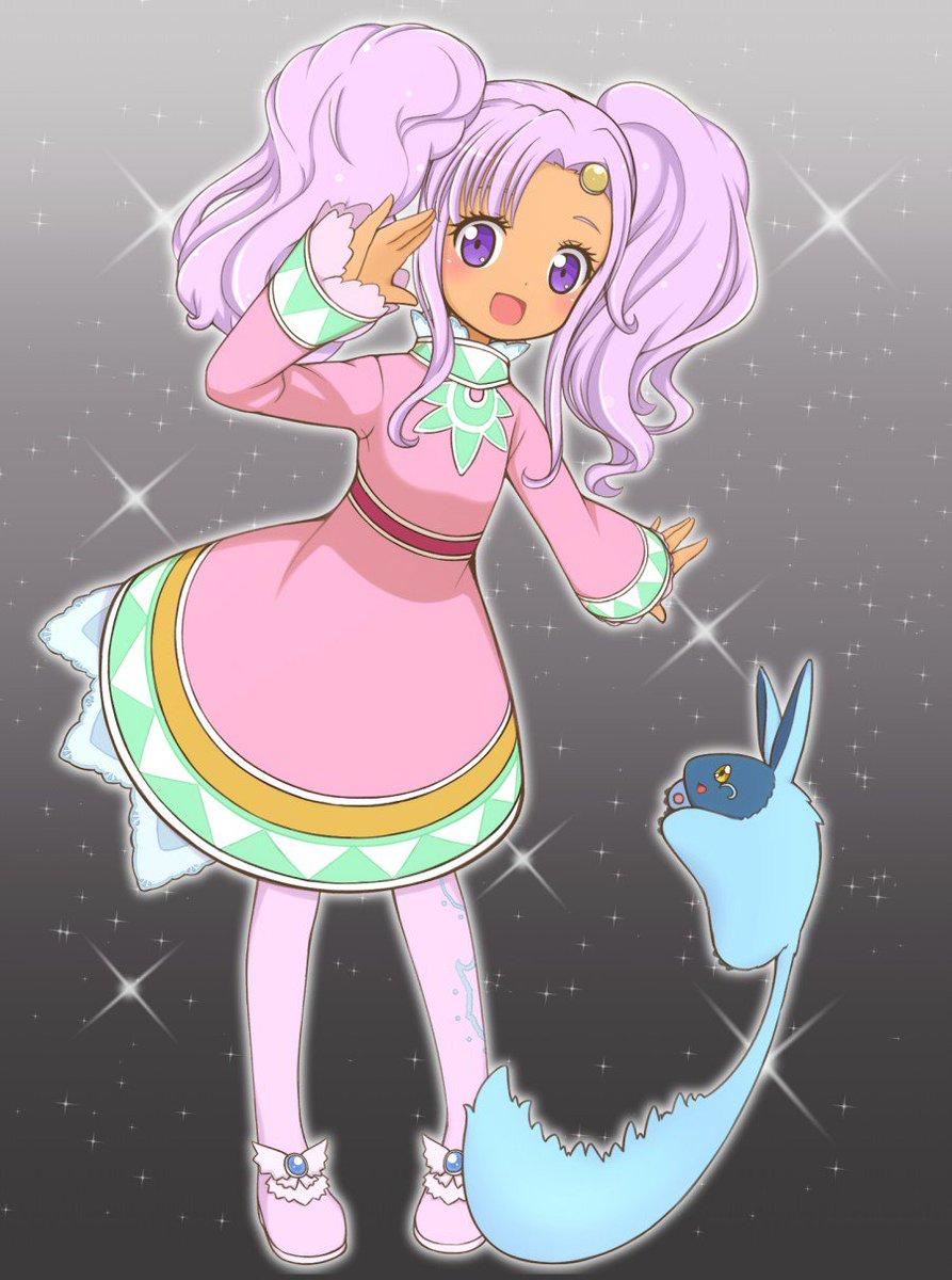 有華 En Twitter キール メルディが服かわいいか みたいな感じ メルディのどストレートなところが大好きです