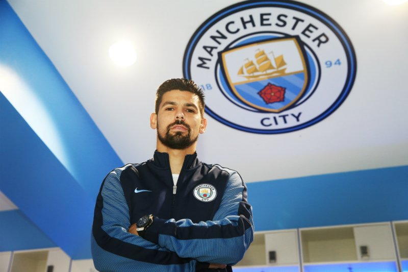 Manchester City sign Nolito, target Bruno Peres