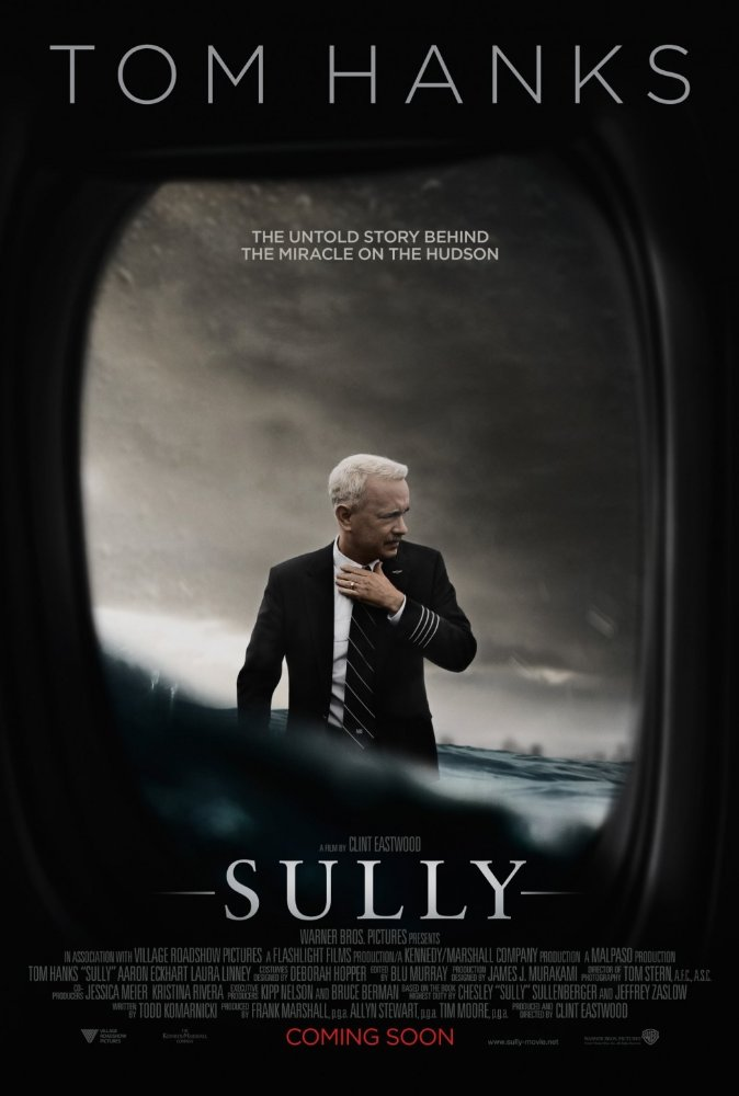 Sully Trailer Featuring Tom Hanks 2