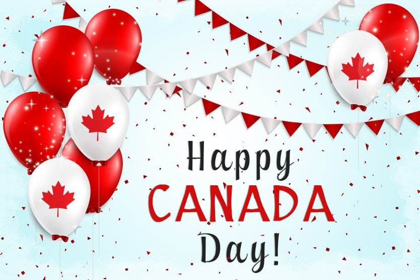 Carry your passport with pride. Happy #CanadaDay to all Canadians at home and around the world. https://t.co/sLv0PFPMik