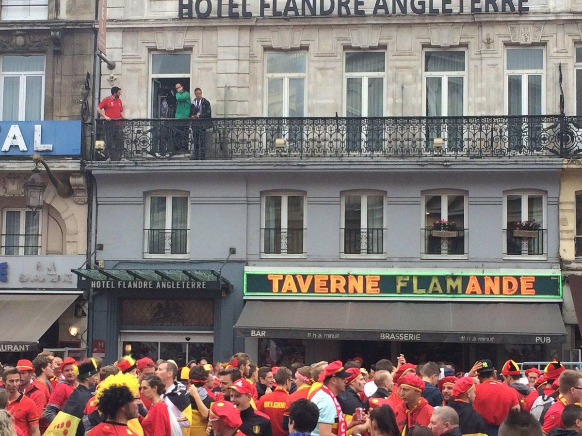 Уэльс - Бельгия. 18-й день Евро. Как это было - изображение 42