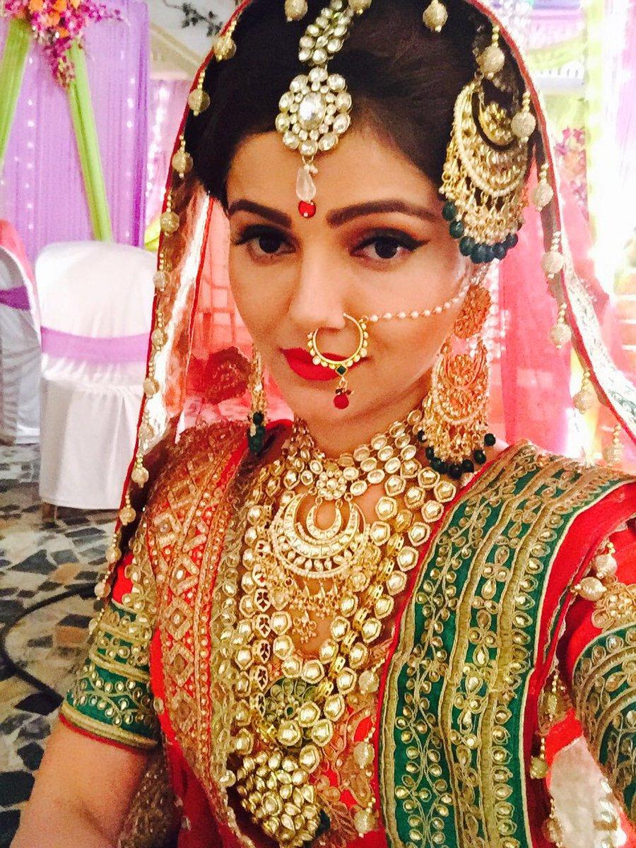 Rubina In Bridal Dress Pics 4663136 Shakti Astitva