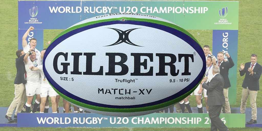 #Win a @WorldRugby U20 Championship Match Ball!  Follow and RT to enter. You won't get one of these anywhere else! https://t.co/NmoOOrBjk8