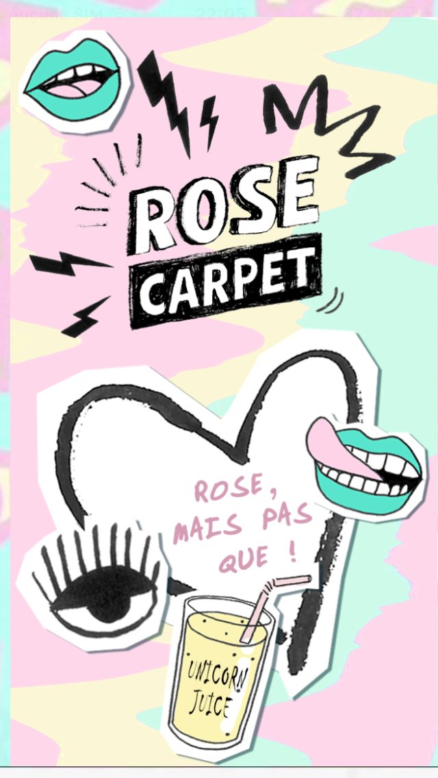 Fond Ecran Rose Carpet Gamboahinestrosa