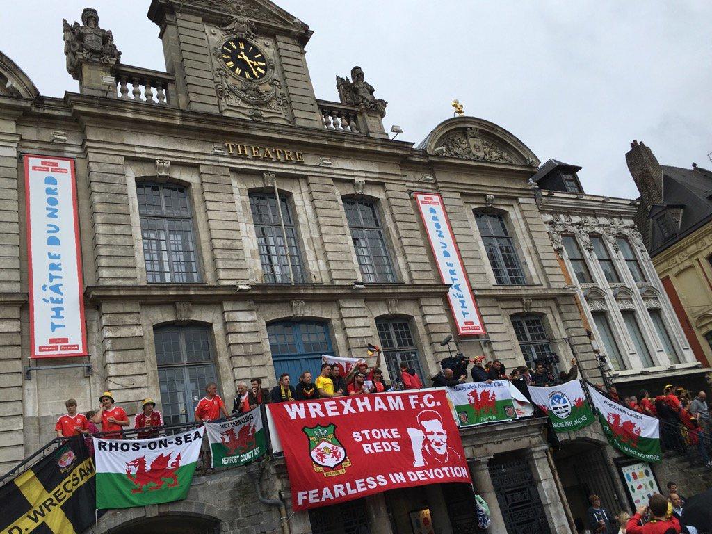 Уэльс - Бельгия. 18-й день Евро. Как это было - изображение 31