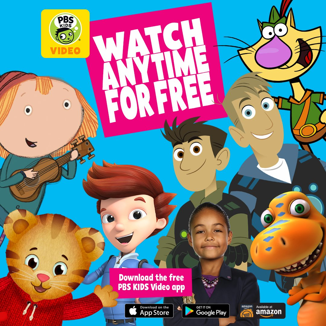 """pbs kids on twitter: """"full episodes of your favorite #pbskids series"""