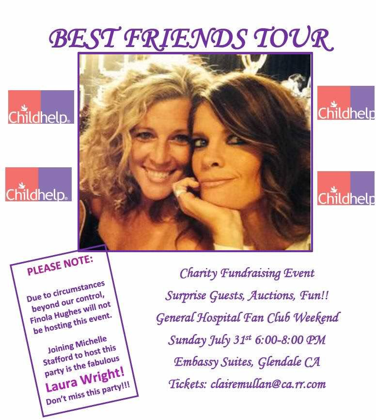Get your tickets to see @TheRealStafford and @lldubs now!!! July 31st. For a great cause. https://t.co/DOH8UMgzr5