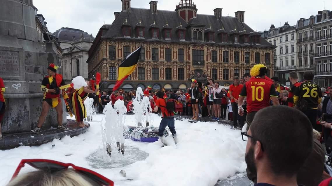 Уэльс - Бельгия. 18-й день Евро. Как это было - изображение 29
