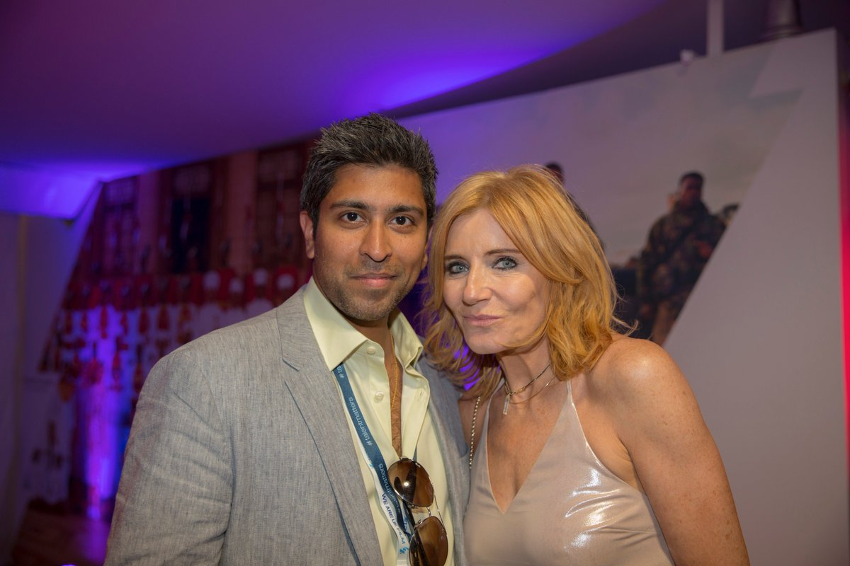 Here is @missmcollins and I supporting @WFTV_UK at this year's @Festival_Cannes https://t.co/HbqYnctj9N