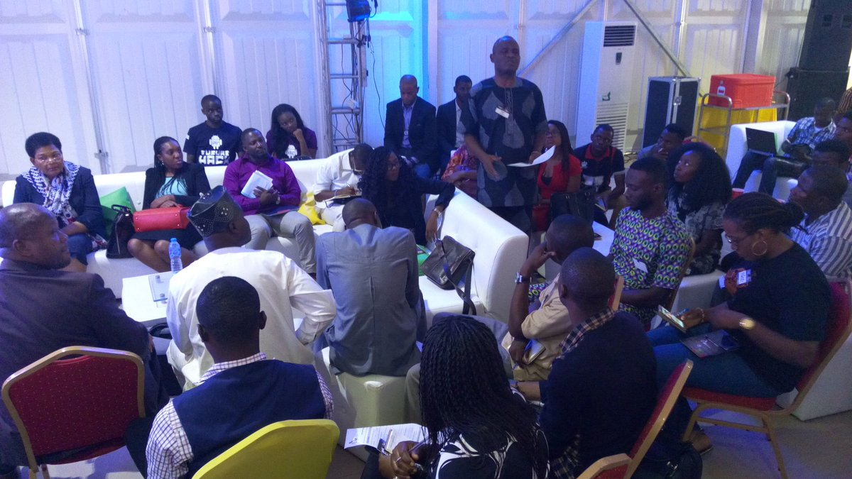 """Techpoint.ng on Twitter: """"Four breakout sessions covering Traction, Marketing, Corporate Governance and Angel Investors Meeting #StartUPFriday ..."""