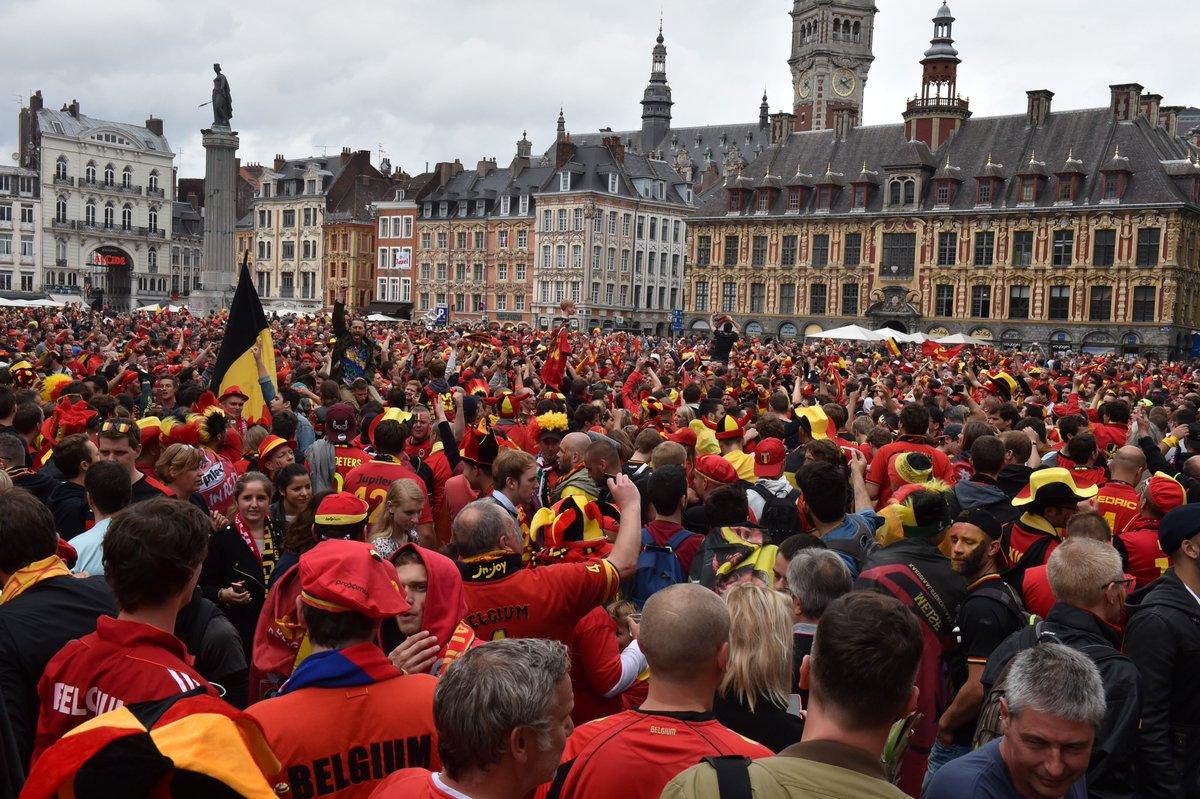 Уэльс - Бельгия. 18-й день Евро. Как это было - изображение 26
