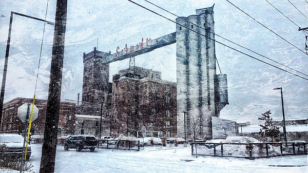 "New artwork for sale! - ""Snow Storm Schmidt "" - https://t.co/VWDc6f1qFY @fineartamerica https://t.co/Rpkr3wIxQO"