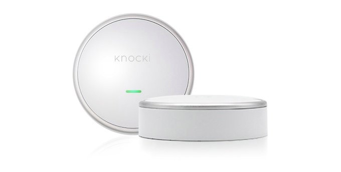 Knocki turns your tables and walls into smart device controllers
