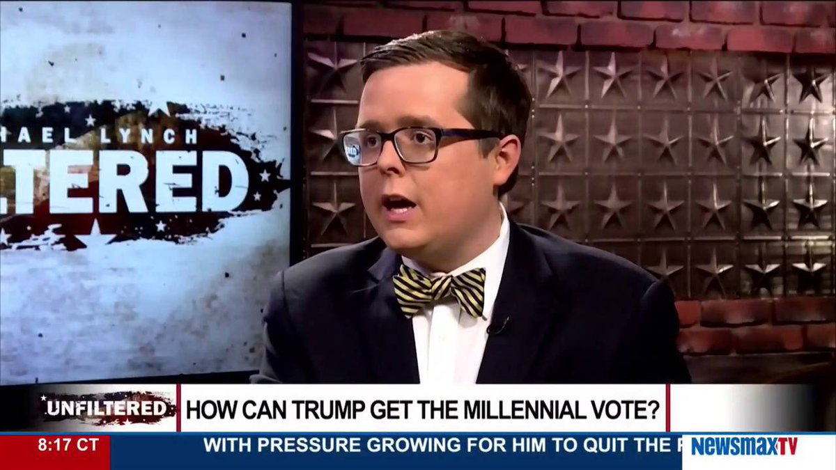 Let's ask a completely typical millennial! https://t.co/426qsBa9zS