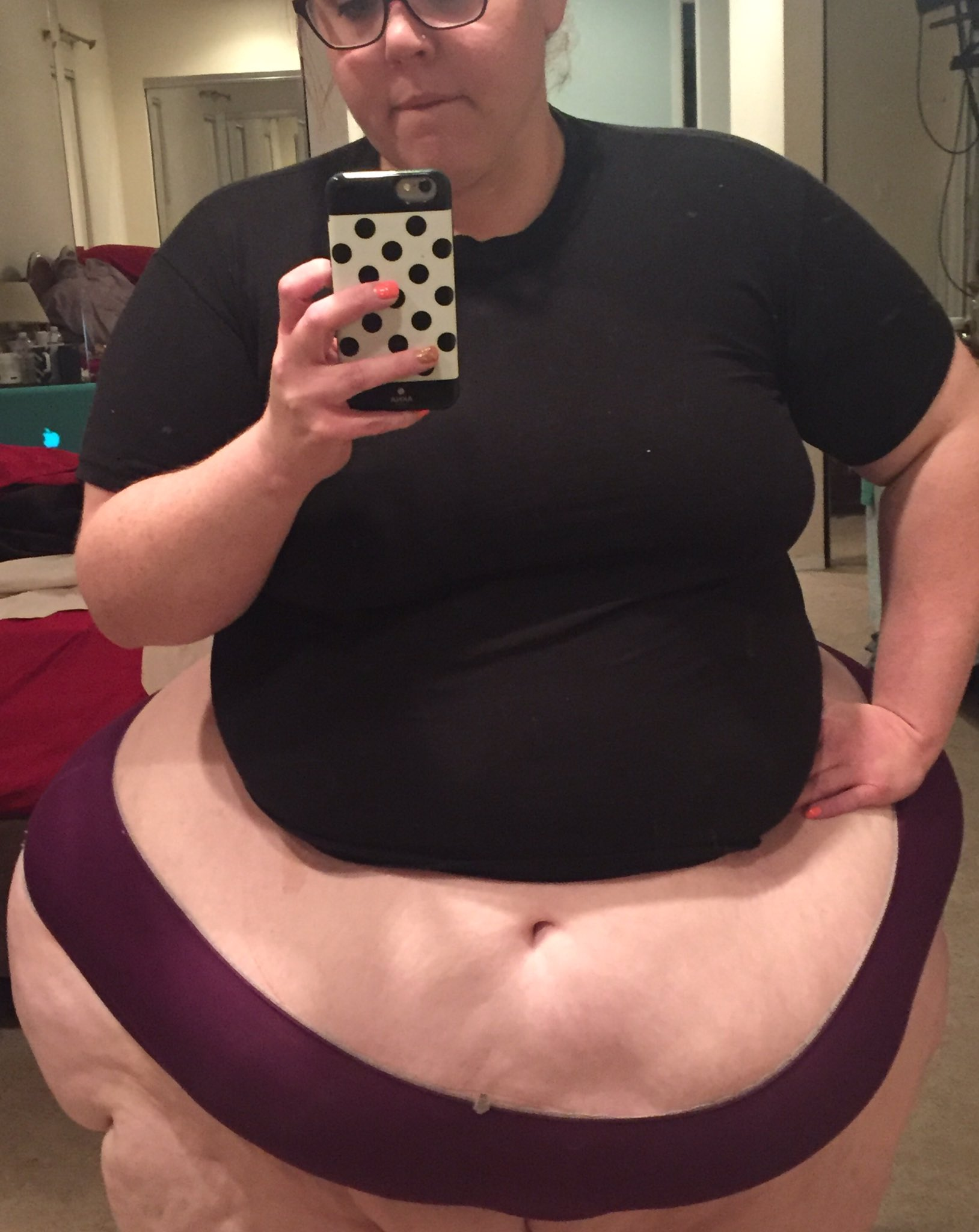 ssbbw belly
