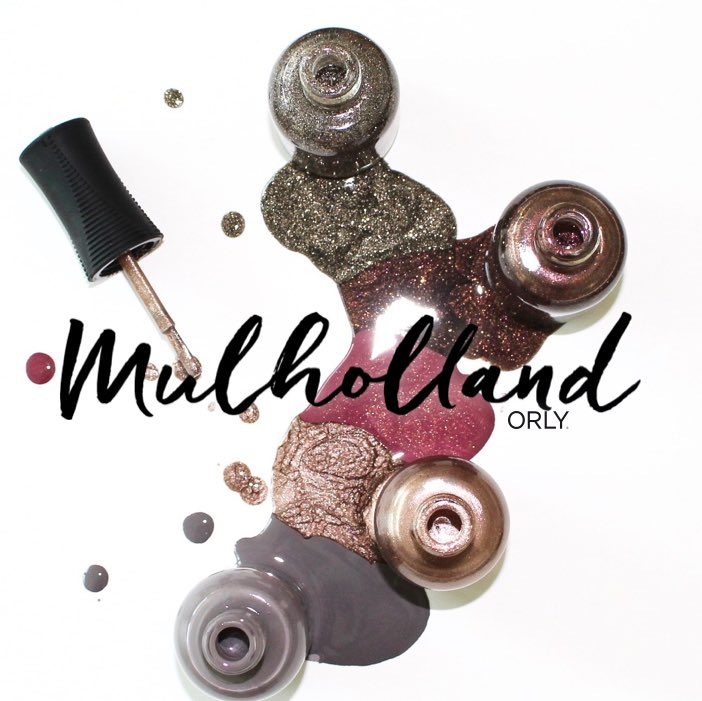 We're excited to announce our Fall 2016 Collection. Welcome to #Mulholland. #ORLY #MadeinLA https://t.co/wVY4poGZ7k