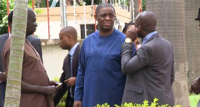 Image result for BREAKING: Fani-Kayode Regains Freedom