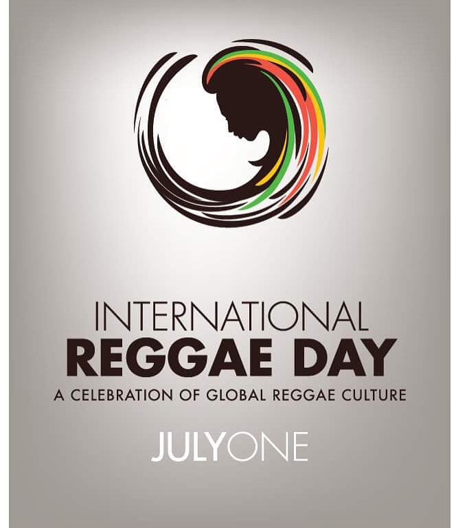 Salute to a day like today INT. Reggae day. Love and joy to a positive music that's brings a message of love. https://t.co/utojAugkGh