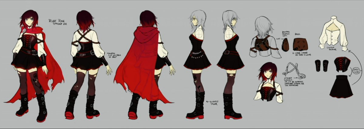 RWBY's Officially Unofficial Topic - Page 2 CmTifm6VMAAYa7j