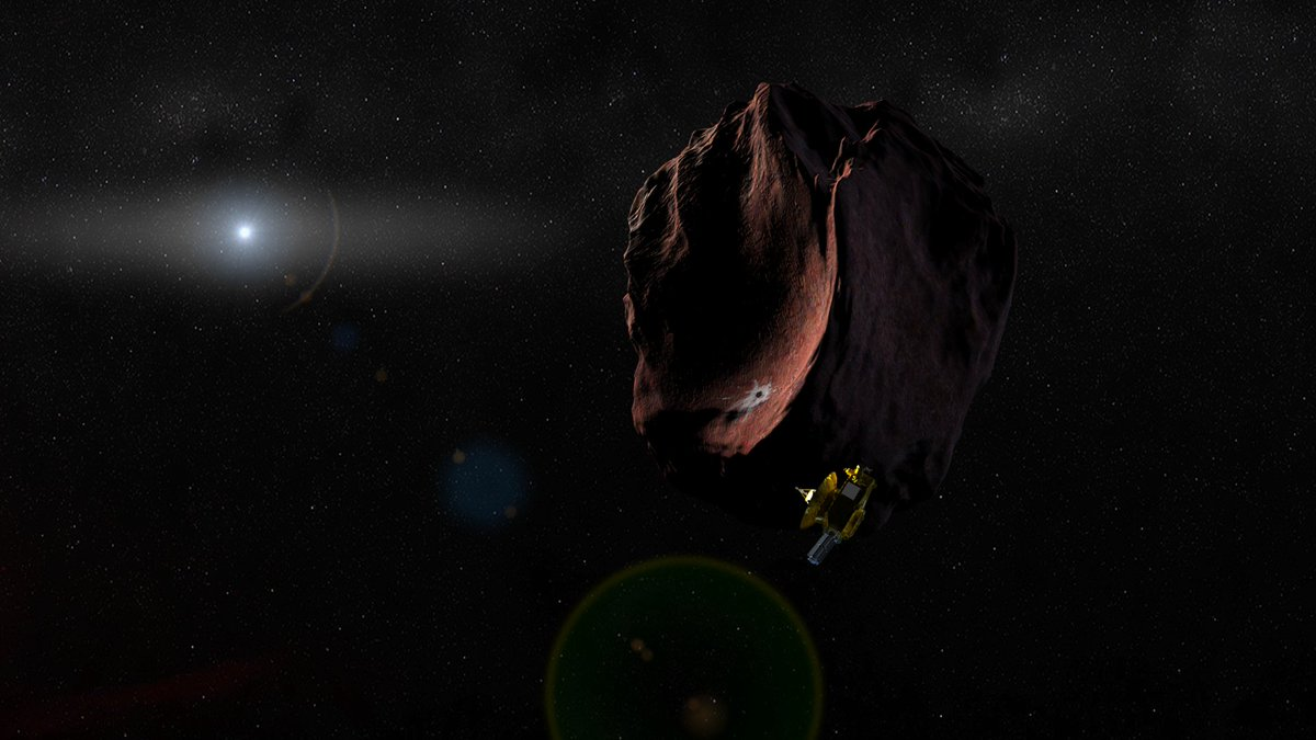Onward! @NASANewHorizons gets the go-ahead for a Kuiper Belt flyby https://t.co/a62YljF8Xa https://t.co/zuAUVCM8Xc