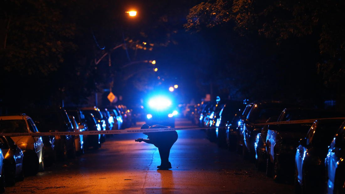 In Chicago, there have been 1,949 shootings within the first six months of 2016. https://t.co/kQnLWwOYit https://t.co/Ci1DCiXN7C
