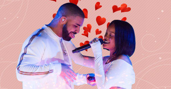 Rihanna and Drake are an official item, and it is just TOO GOOD. ❤️