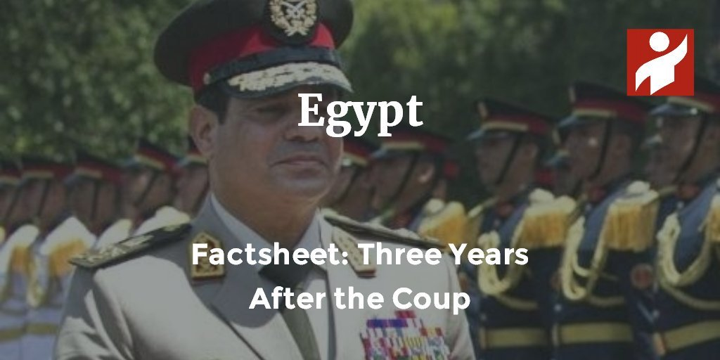 "POMED Factsheet: ""Egypt has arrested more than 40,000 political detainees since mid-2013"" - https://t.co/34wijZOWdU https://t.co/1CF4Q2r4Y0"