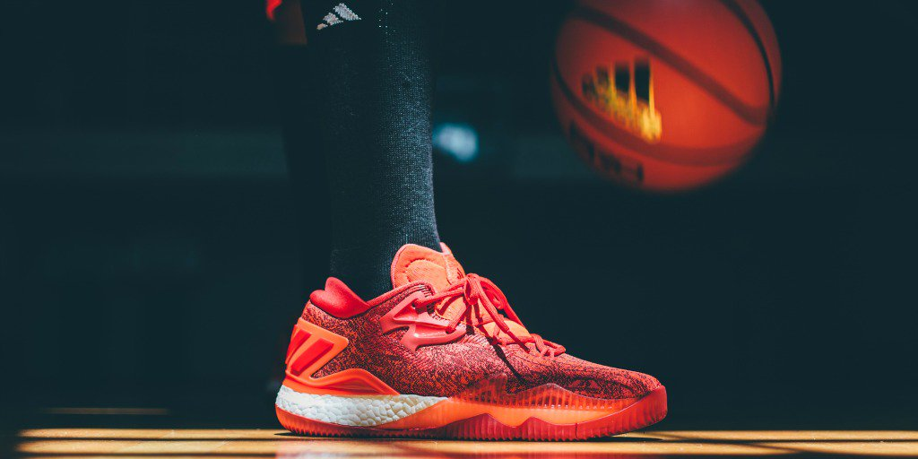 separation shoes 3b85a 4917c give your game a boost the adidas crazylight boost low 2016 launches on 7 2  gt