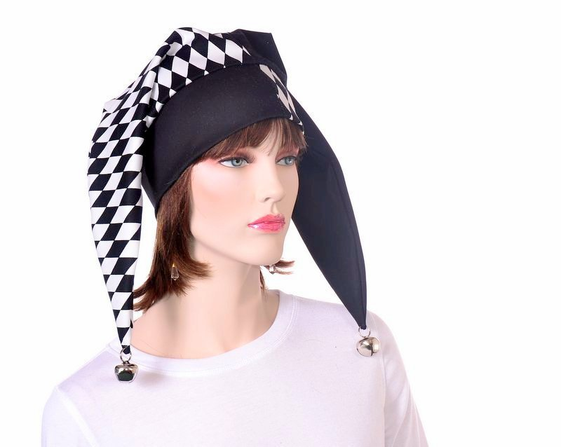 Traditional Harlequin Hat in Black and White with Diamond P… https://t.co/NINlEnIY2c #MountainGoth #WomensCostumeHat https://t.co/Or8TGrNsl6