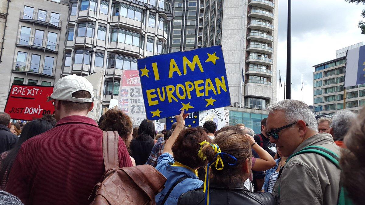 London #MarchForEurope https://t.co/qfqEhdh4nt