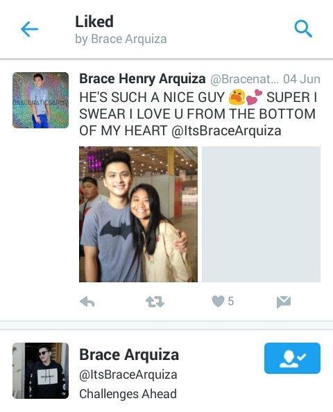 Brace Henry Arquiza (@BracenaticsArmy) | Twitter
