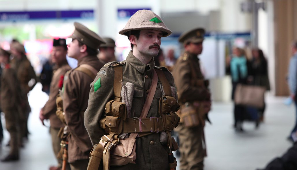 Theatres collaborate on commemoration of the Somme - https://t.co/UQDvfdwIVO https://t.co/lQHH1qEf5B