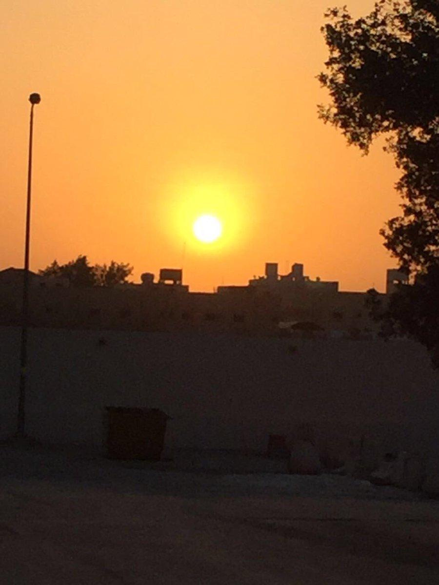 جوال منطقة الرياض On Twitter ليلة القدر شروق الشمس اليوم من الرياض