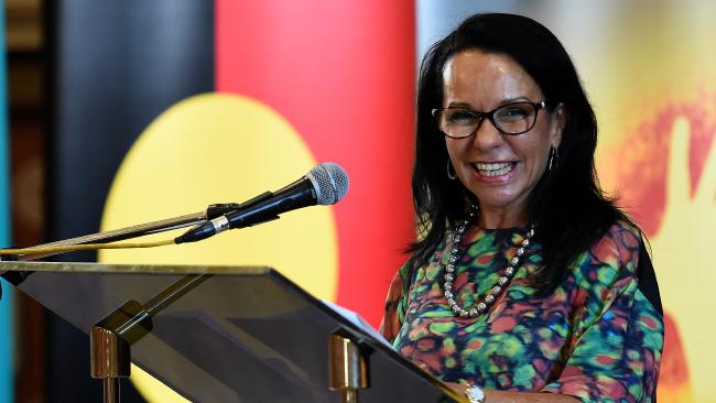 So. Effing. Chuffed for @LindaBurneyMP. Australia's first Indigenous woman in the lower house. Proud to have voted 1 https://t.co/9RWjp3PUV4