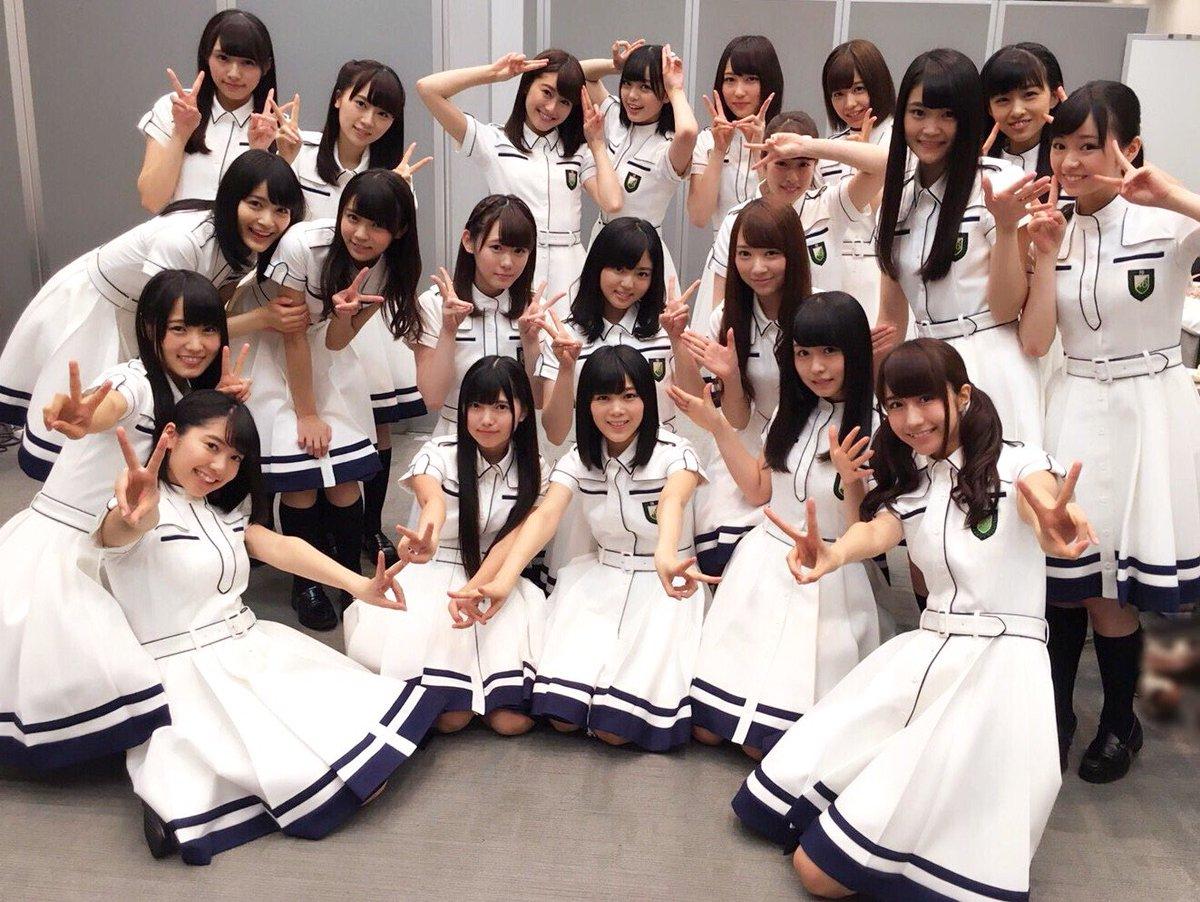 """欅坂: 欅坂46 On Twitter: """"この後、日本テレビ『THE MUSIC DAY 夏のはじまり"""