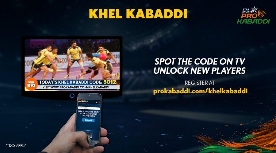 Khel Kabaddi : Catch code unlock players Khel Kabaddi win fantastic