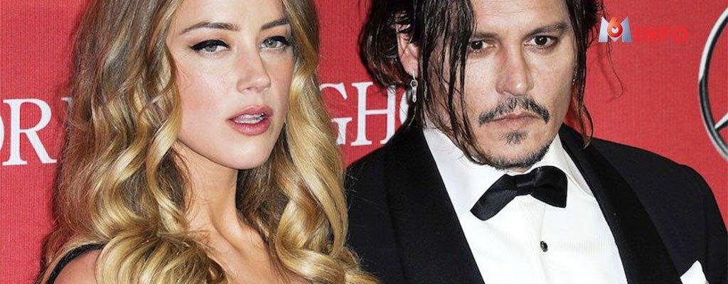 Johnny Depp Transforme Son Tatouage D Amour A Amber En Insulte