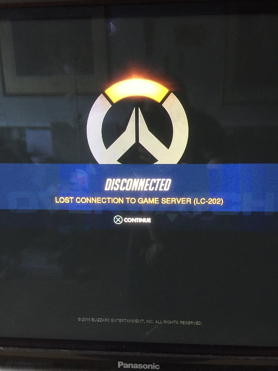 Overwatch Lost Connection To Game Server Fix