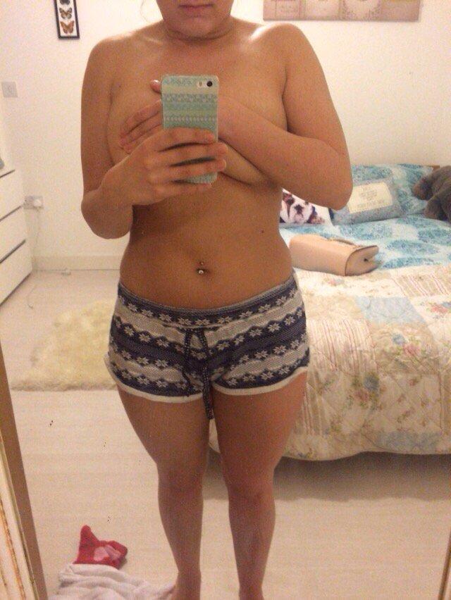 Nude Selfie 6599