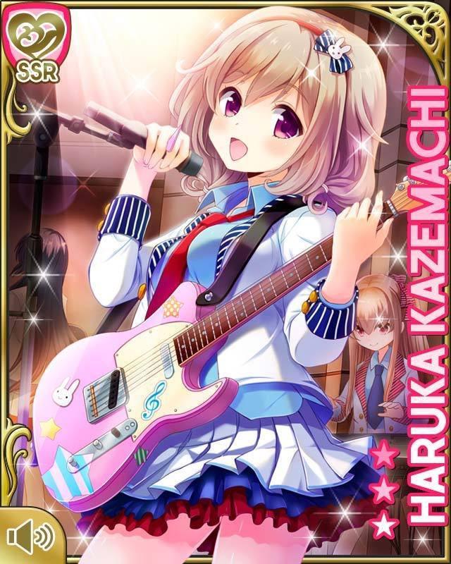 #風町陽歌生誕祭2016  #ご両親のお仕事も音楽関係 陽歌せんせーおめでとおおおお! 誕生日なので、彼女が使っているギターのレプリカを作りました〜。イミテーションじゃないから勿論音も出るし、中々再現出来たと思います! https://t.co/3cnZyqd2tr