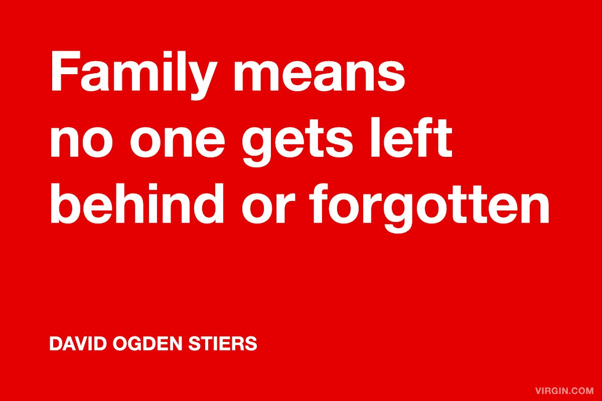 Richard Branson On Twitter My Top 10 Quotes On Family Httpst