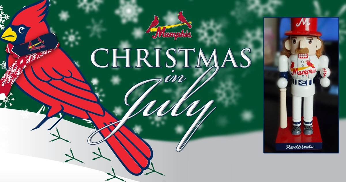 christmas in july memphis