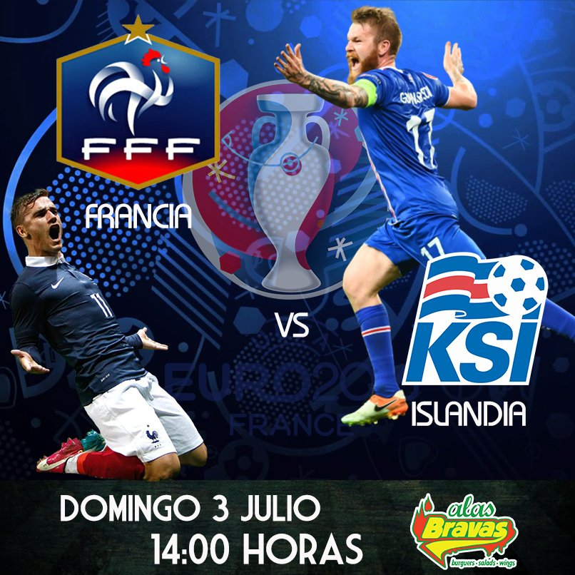Diretta Francia-Islanda, vedere Streaming TV gratis oggi 3 luglio quarti di finale EURO 2016