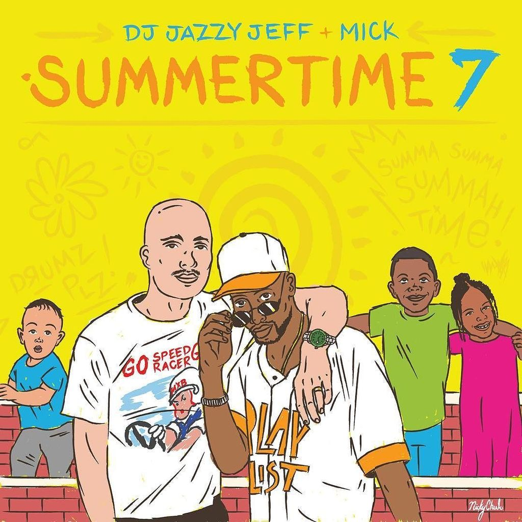 It's finally here.  #Summertime7  Download / stream now at Summertime.FM  Intro by @weared… https://t.co/6AClofCjrd https://t.co/HtFA2geMBC