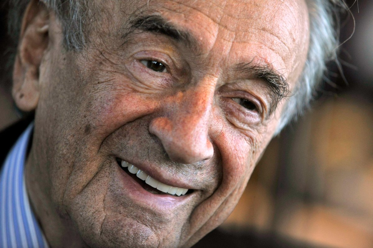 Elie #Wiesel, Nobel prize laureate, author, Holocaust survivor dies at 87 https://t.co/izQVsgRuhO