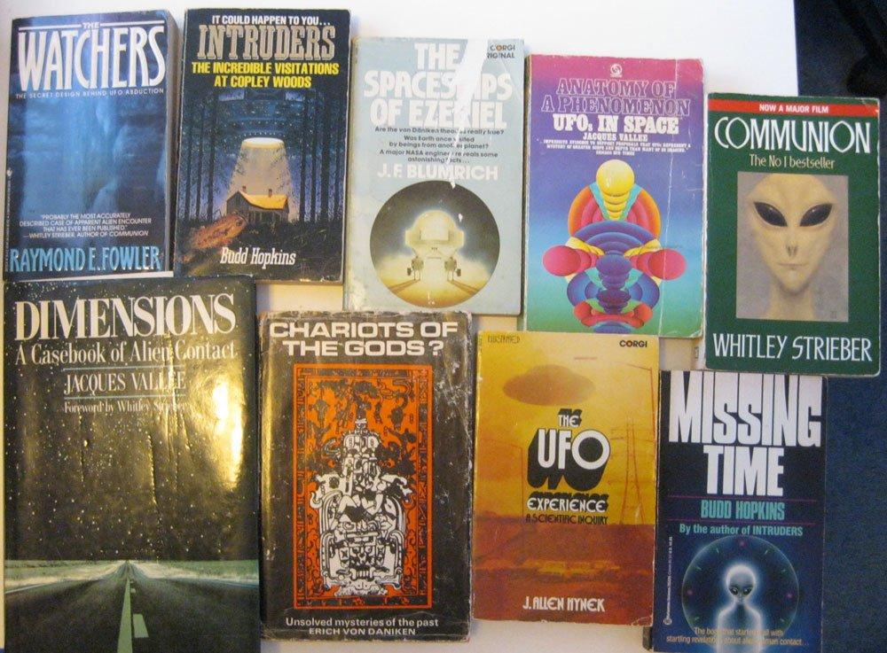 Ufo ebooks