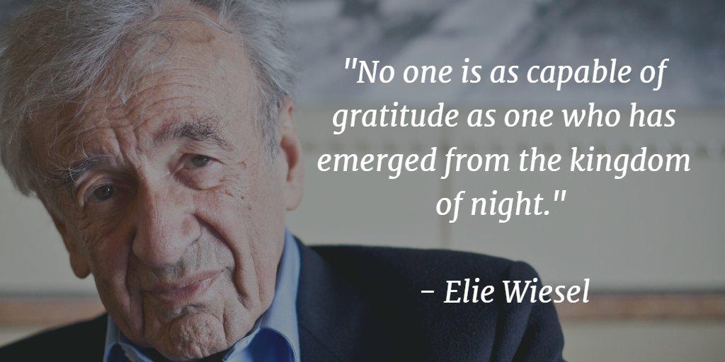 a description of elie wiesels life